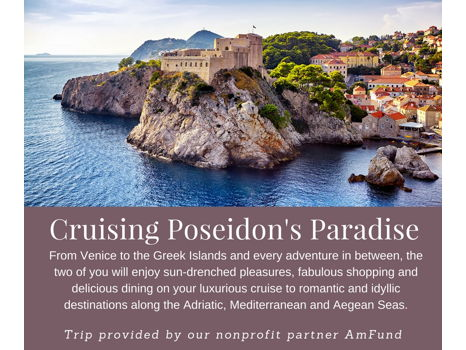 Cruising Poseidon's Paradise: Italy, Greece, and Croatia