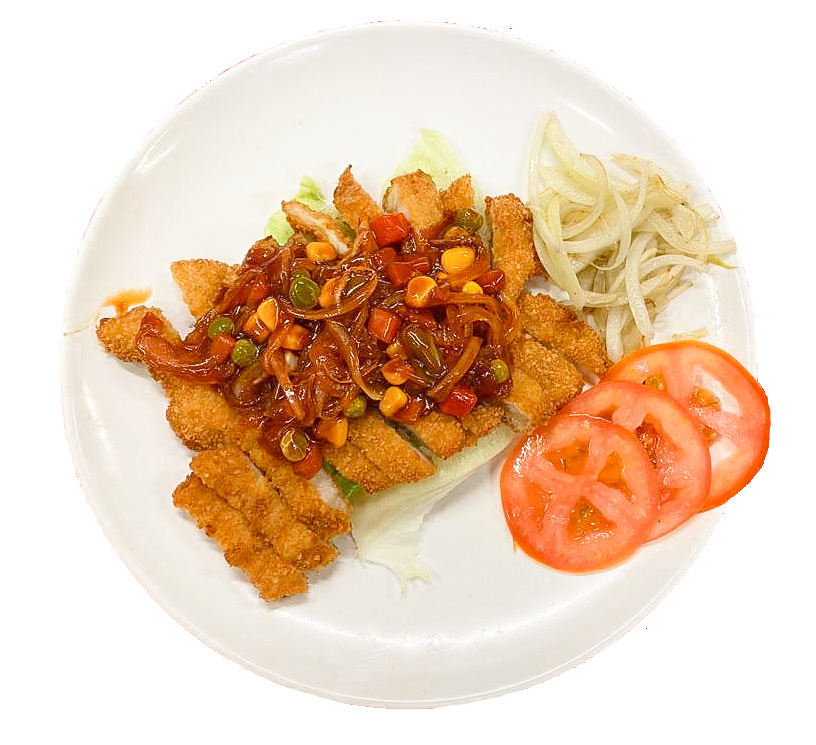 Free Hainanese Pork Chop 海南炸猪排 with min spending of $68*
