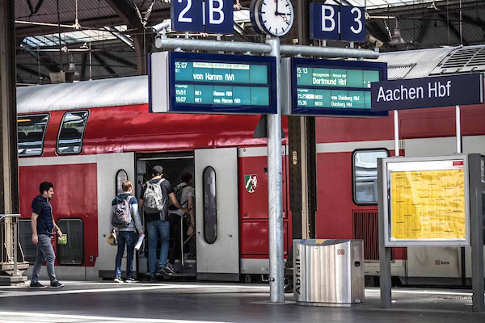 Station Aachen