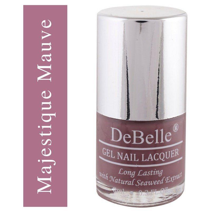 DeBelle Mauve Nail polish