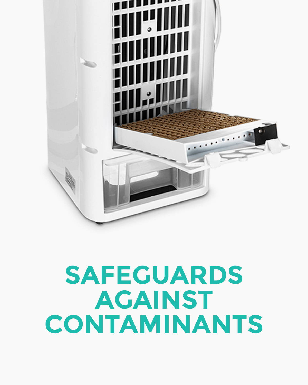 Safeguards against contaminants