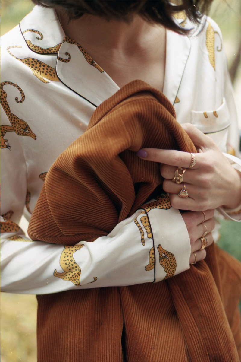 YOLKE Luxury Sleep & Daywear | YOLKE Girl | Nicole Huisman