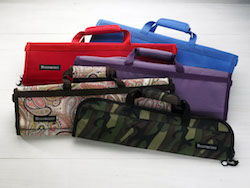 Messermeister Knife Rolls, Bags and Cases