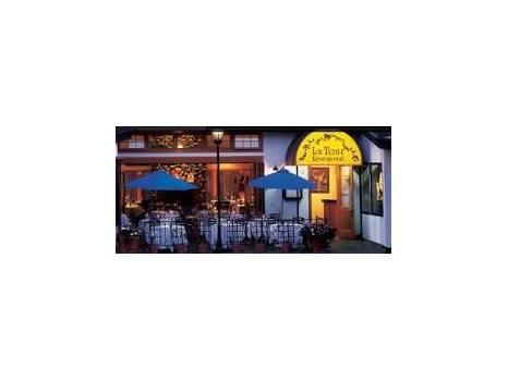 $100 Gift Certificate to LaTour Restaurant