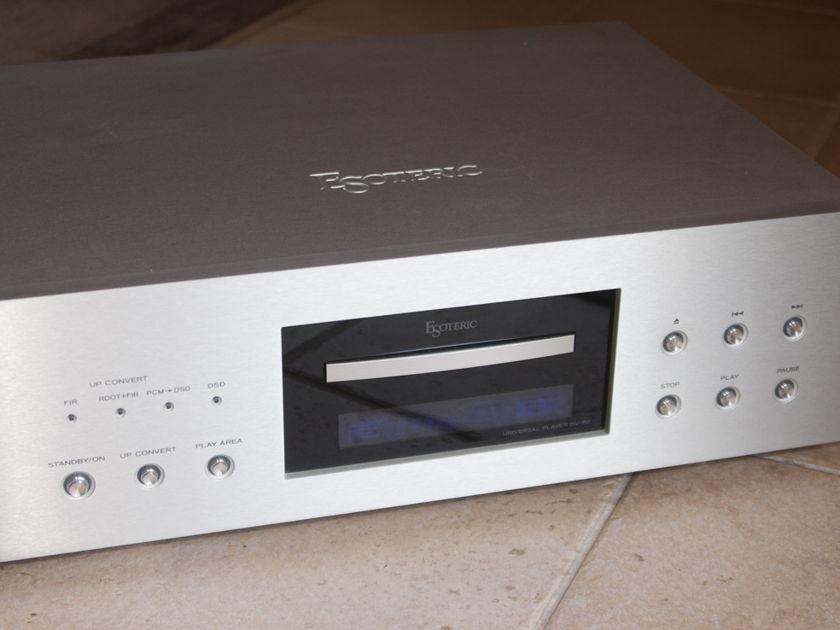 Esoteric DV-60 cd/sacd/dvd player