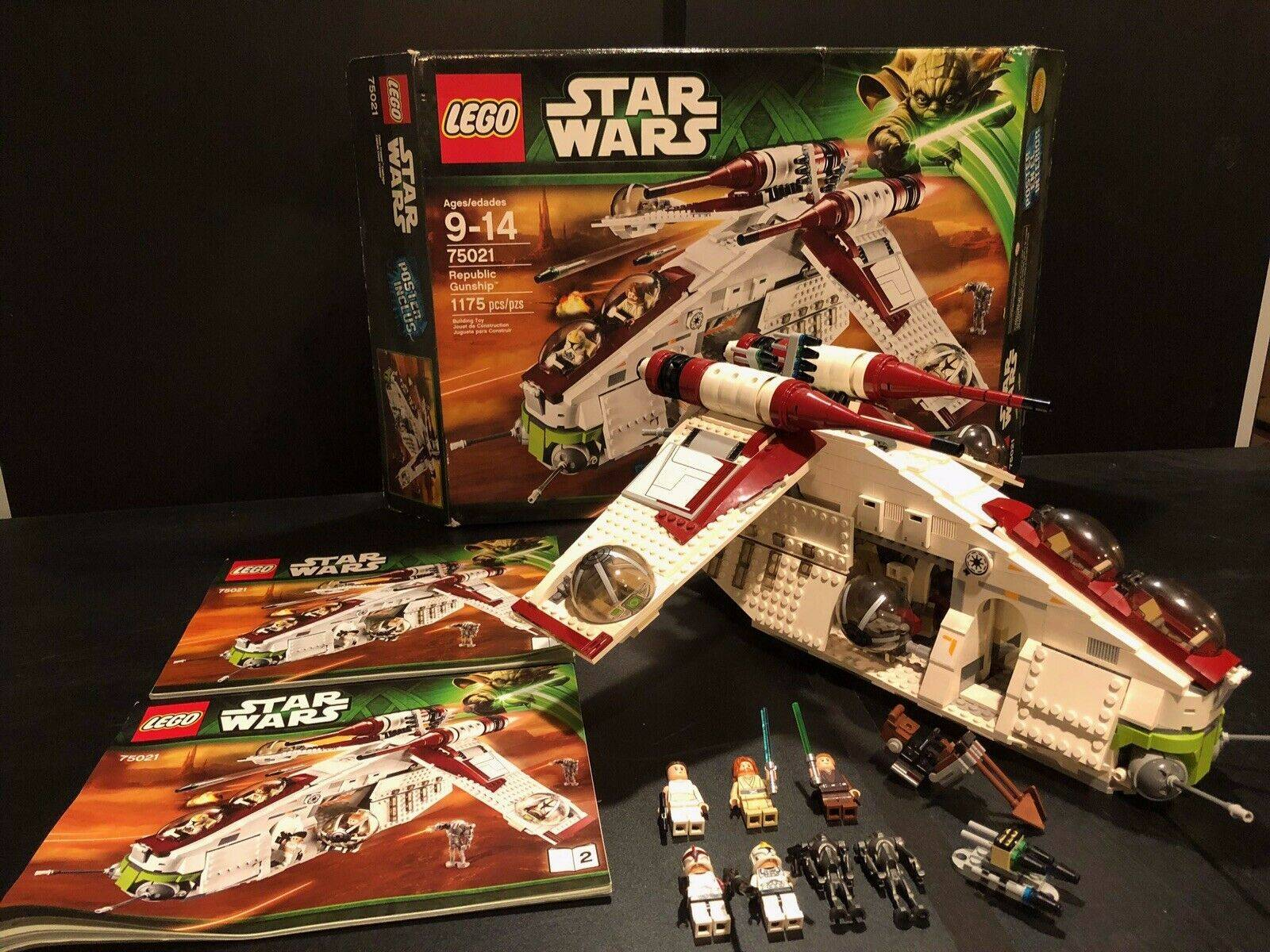 lego 75021 instruction booklets