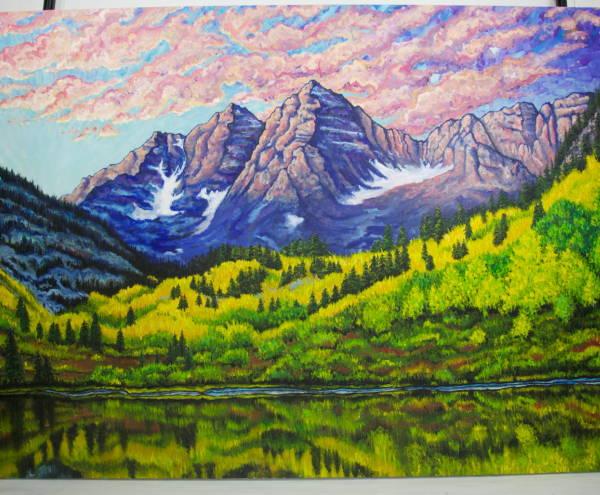 Art & Posters - Nature Landscape Canvas Print