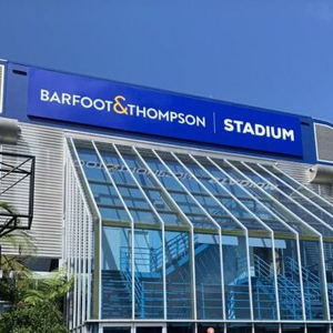 Barfoot and Thompson Stadium