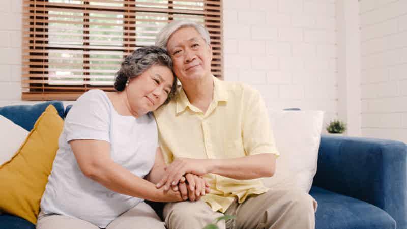 Conclusão dos sintomas de demência. Imagem: Freepik.com