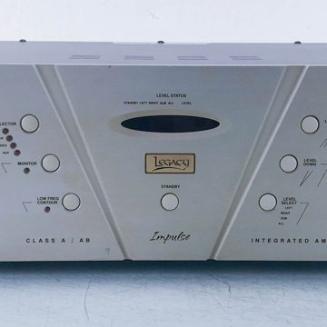 Impulse Stereo Integrated Amplifier