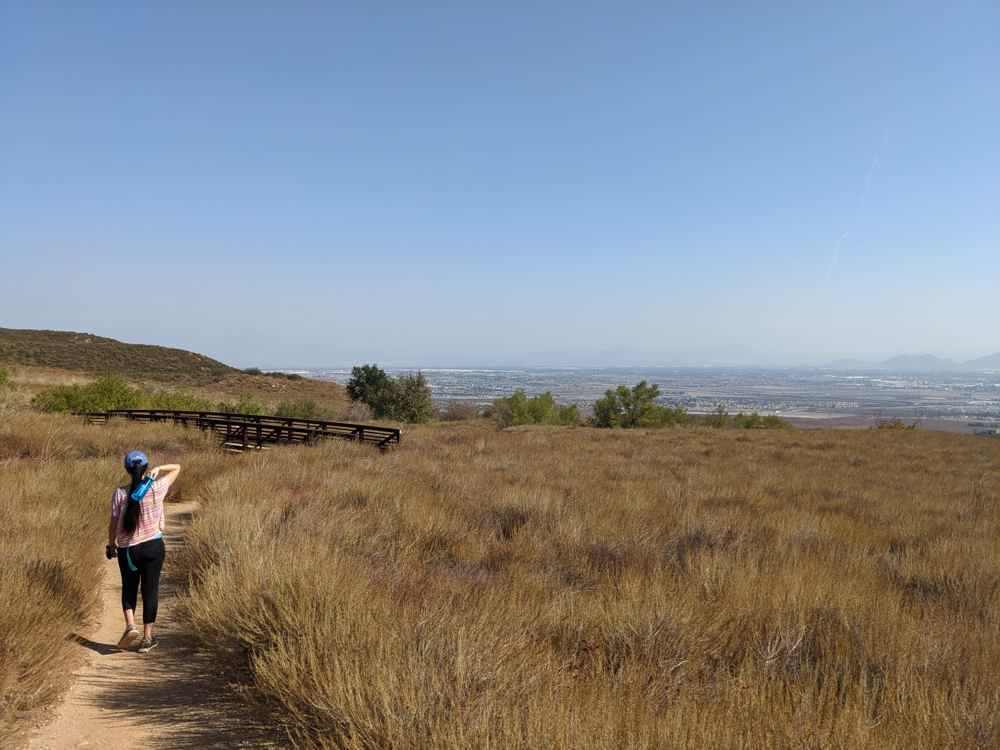 Hike through the North Etiwanda Preserve at the foot of the San Gabriels