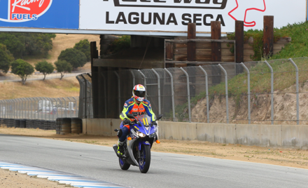 Friday June 14th at Laguna Seca