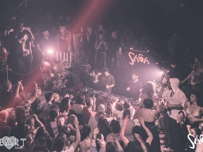 Bedouin presents Saga at Heart Ibiza