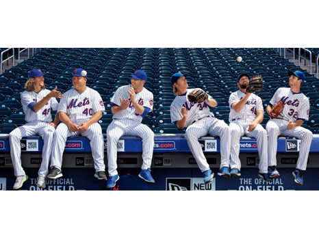 Four New York Mets Tickets and Delta Club Access