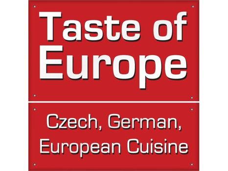 Taste of Europe Gift Cert.