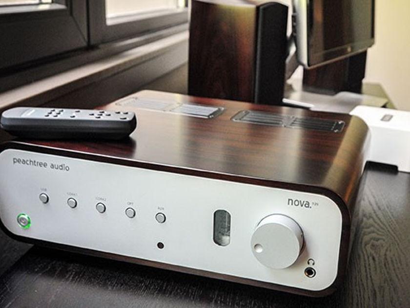 Peachtree Audio Nova 125 Rosewood