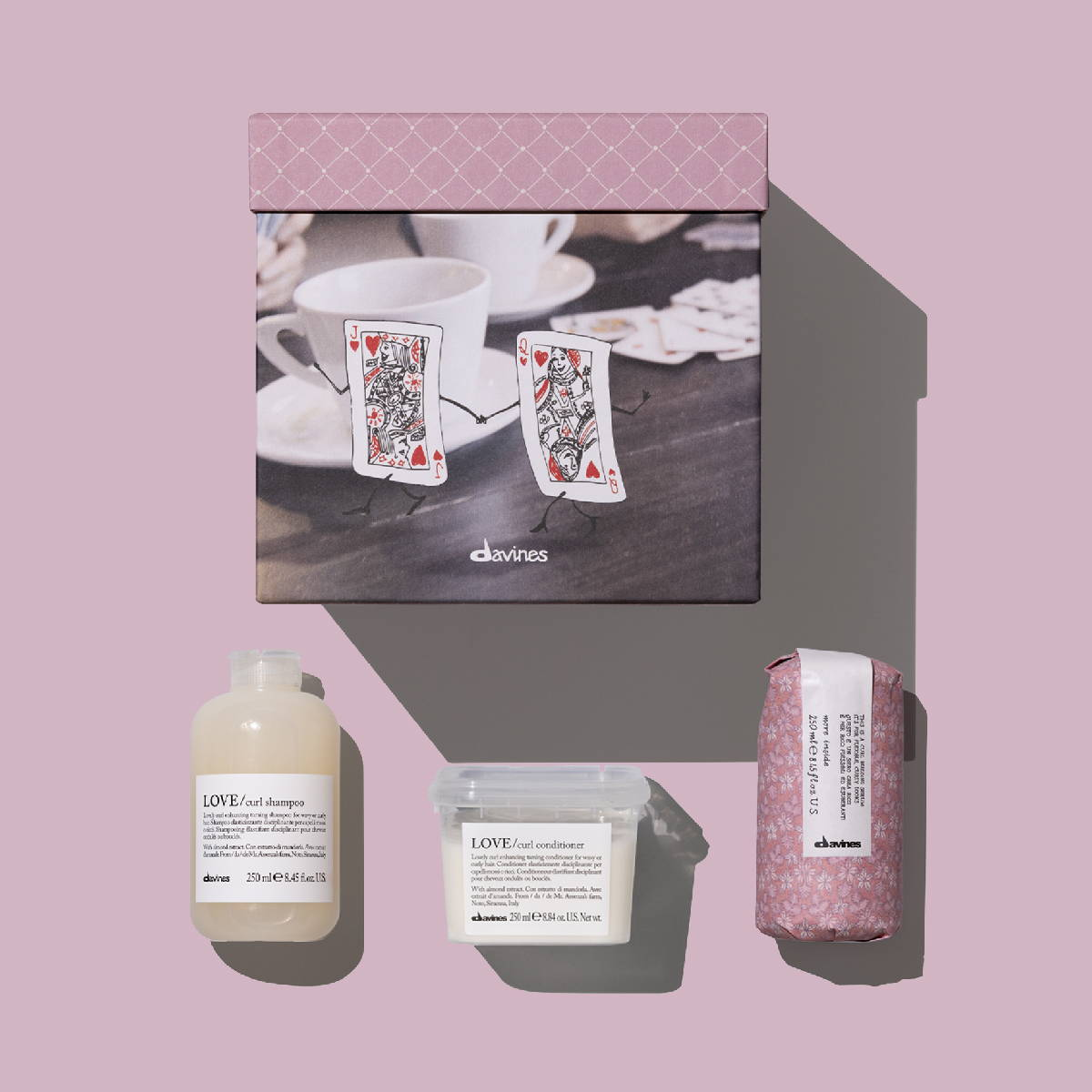 Davines Love Curl Holiday Set