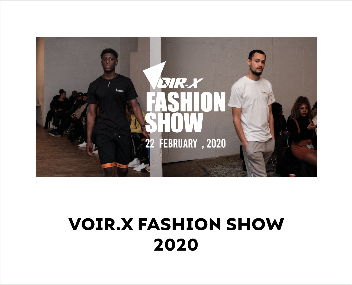 Voir.X Fashion Show 2020