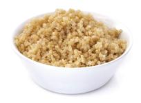 Plain Quinoa with Vegetable Curry Recipe