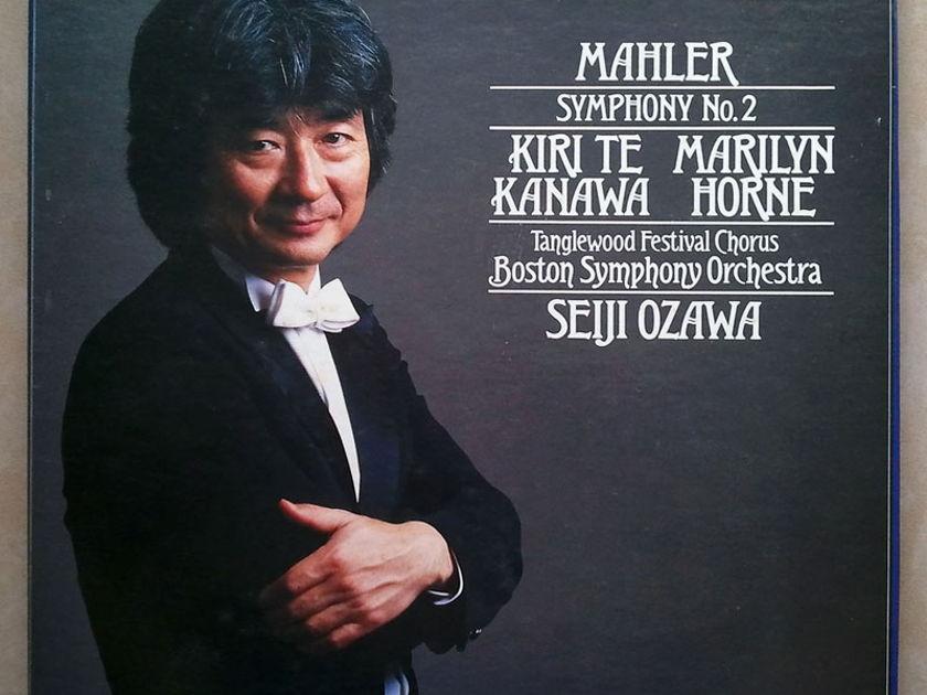 Philips Digital | OZAWA/MAHLER - Symphony No.2 / 2-LP / NM