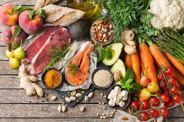 Leaky Gut Diet Shopping List -