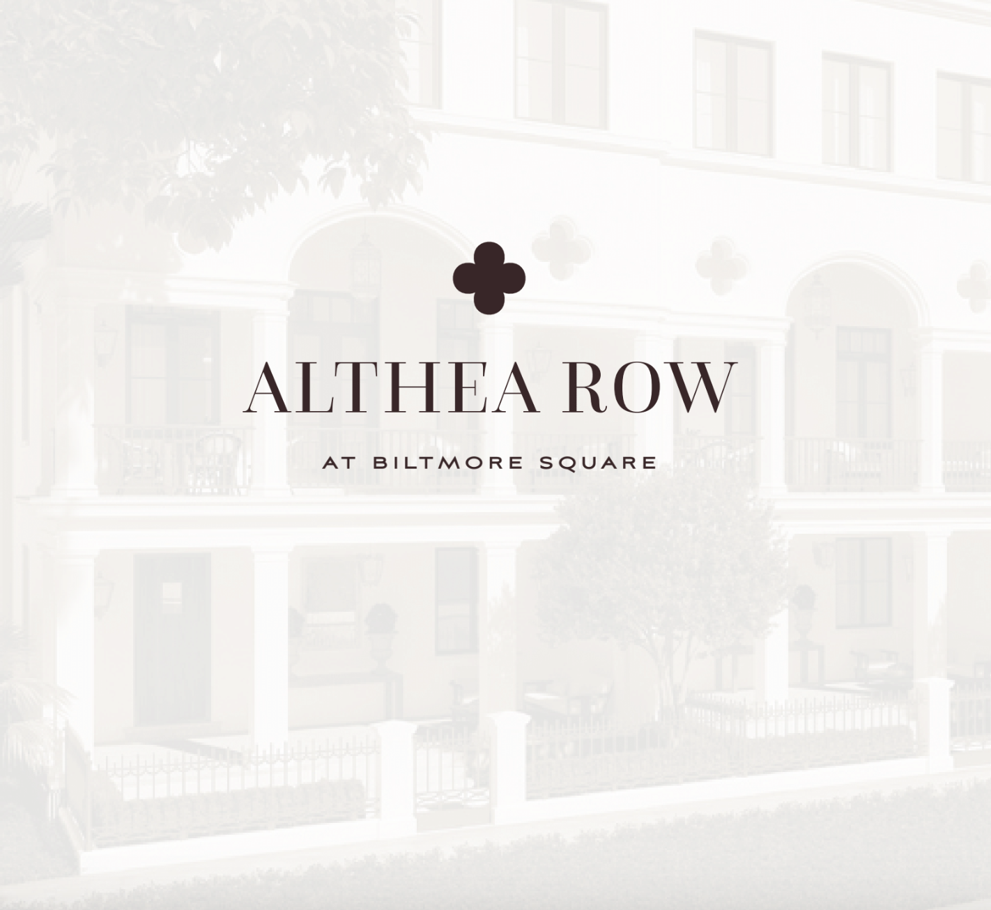 featured image of Althea Row at Biltmore Square