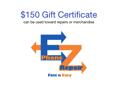 EZ Phone Repair Gift Certificate