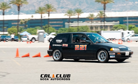 Sep. 14/15 Cal Club Autocross Event & Test n' Tune