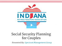 Social Security Planning for Couples