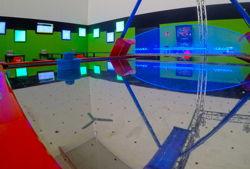 laserzone essen kray airhockey
