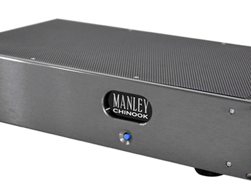 Manley Laboratories Chinook Phono Preamplifier