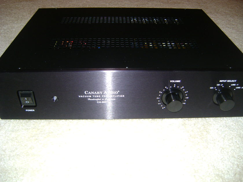 Canary Audio CA-900 Awesome preamp