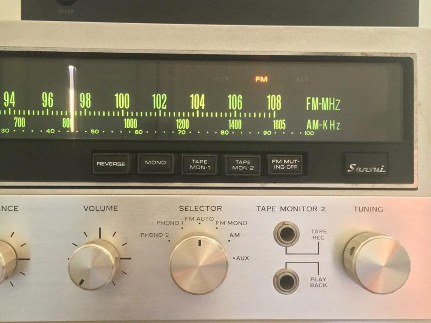 Cambridge Audio Azur 551p Phono preamp