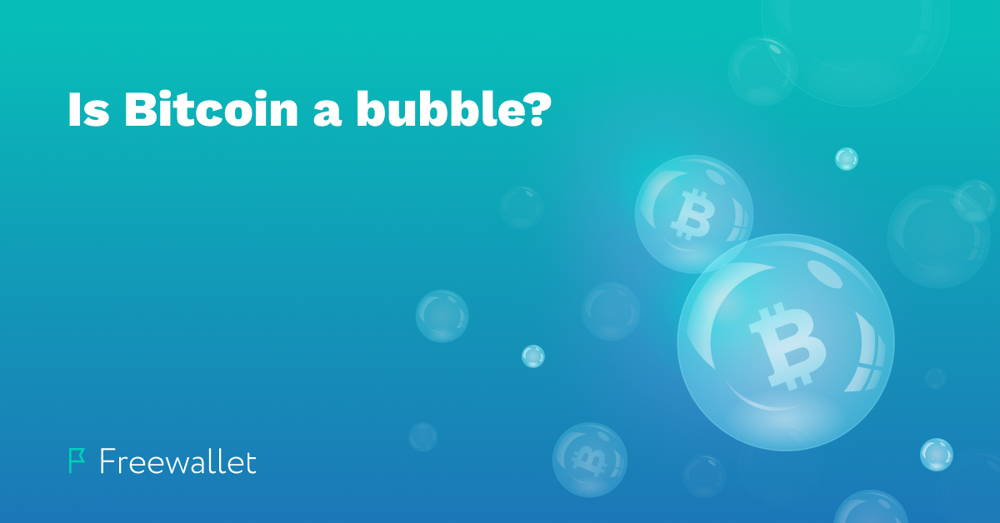 Is Bitcoin a bubble