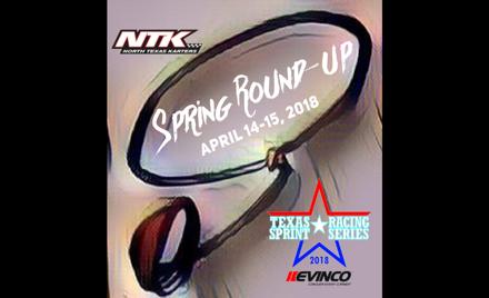 Spring Round-up/ TSRS Round 2