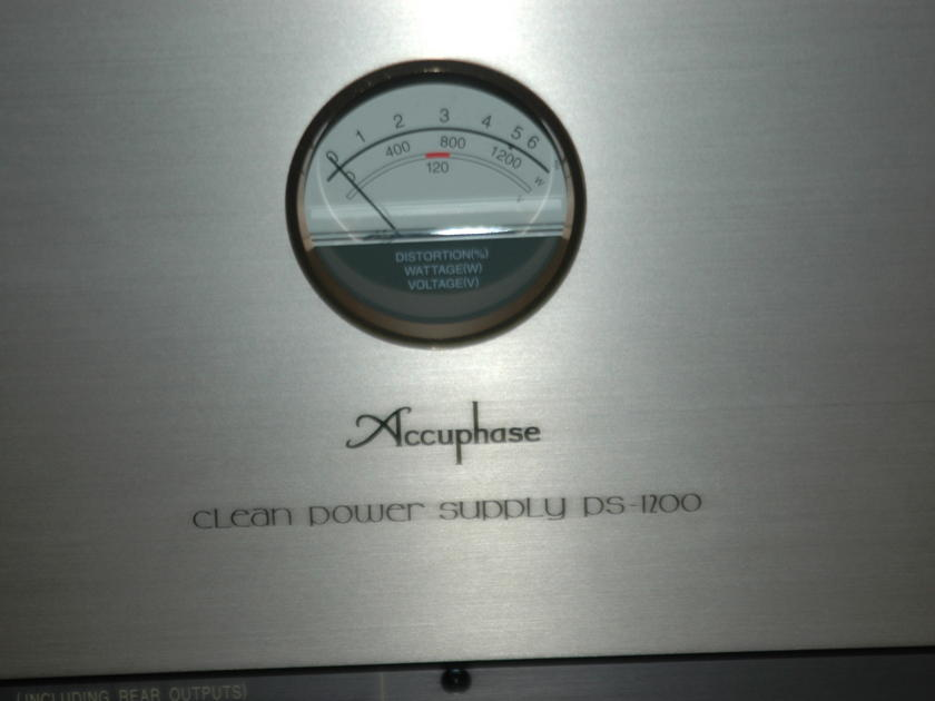 Accuphase  PS-1200 power conditioner, box