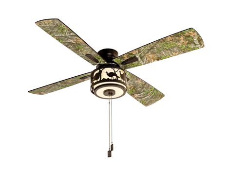 Mossy Oak Ceiling Fan