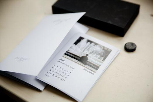 """Календарь 2017 открытки путешественника - """"Let's go to..."""""""