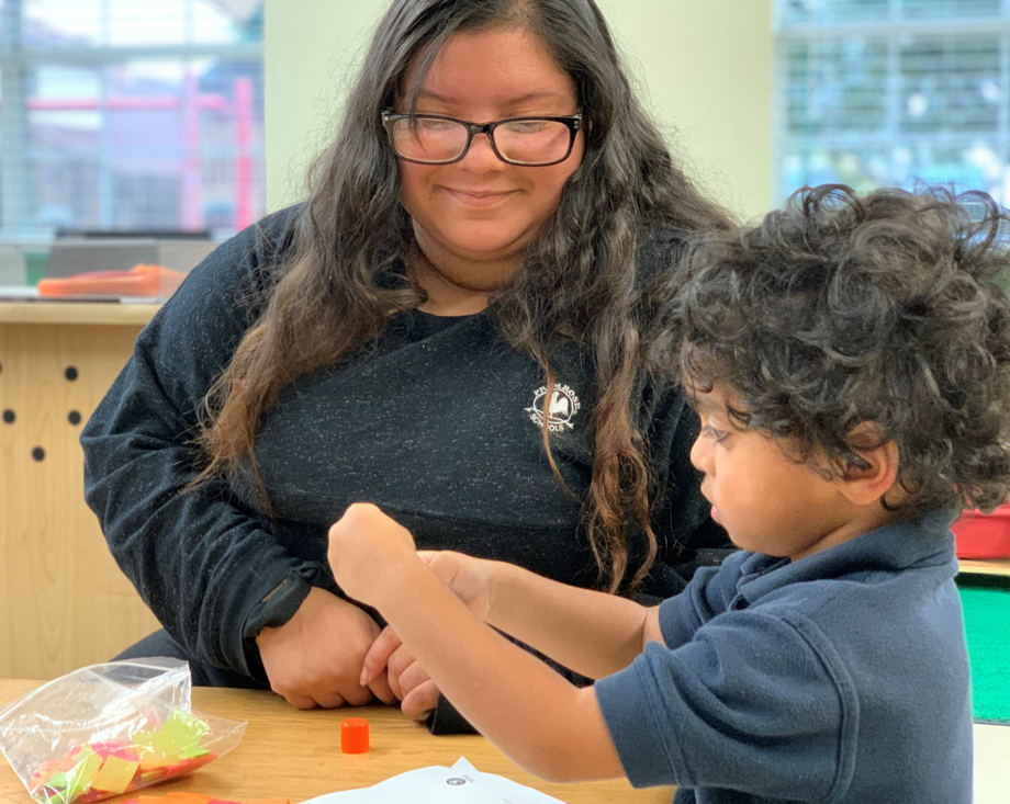Ms. Gonzalez , Preschool Two Assistant Teacher