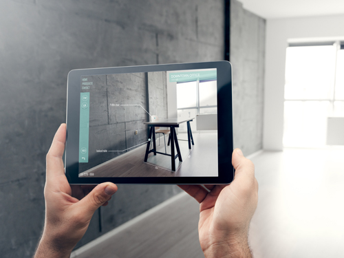 The future: augmented reality real estate
