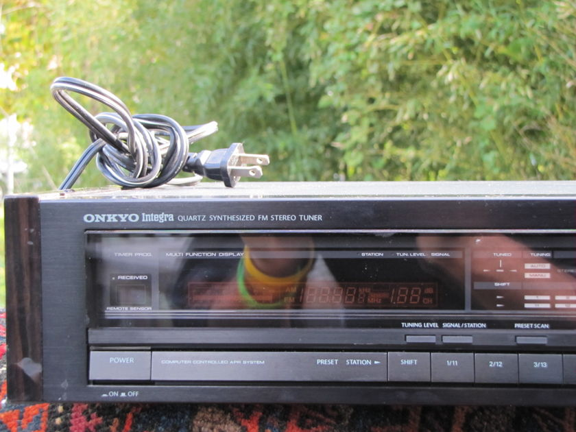 Onkyo Integra T-9090 II FM Tuner