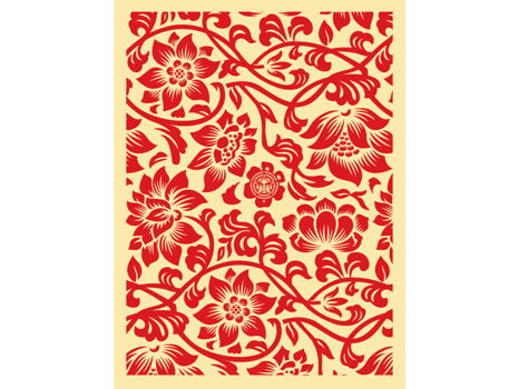 """OBEY """"Floral Takeover"""""""