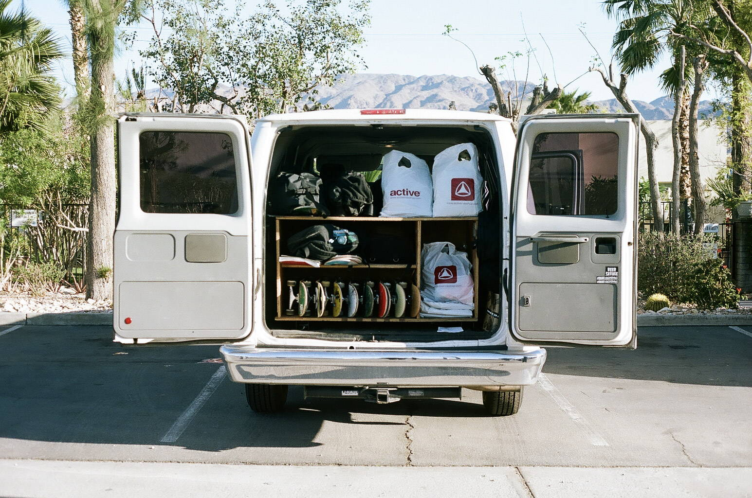 Van Photo: @remainhungry
