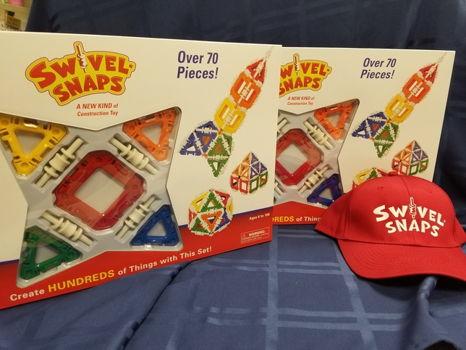 Swivel Snaps