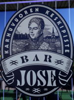 Bar Jose, Kotka