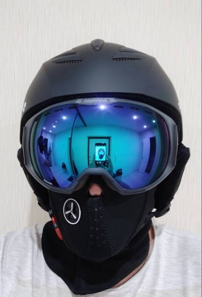 casque trottinette electrique tendance ajustable