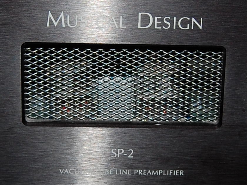 Musical Design  SP-2 + B upgrade!