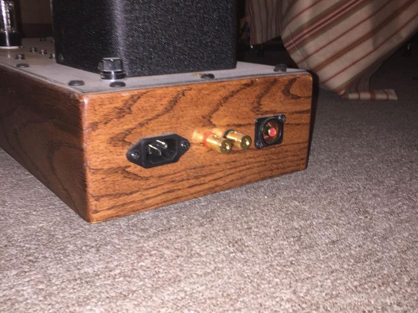 Custom  300B SET Monoblocks