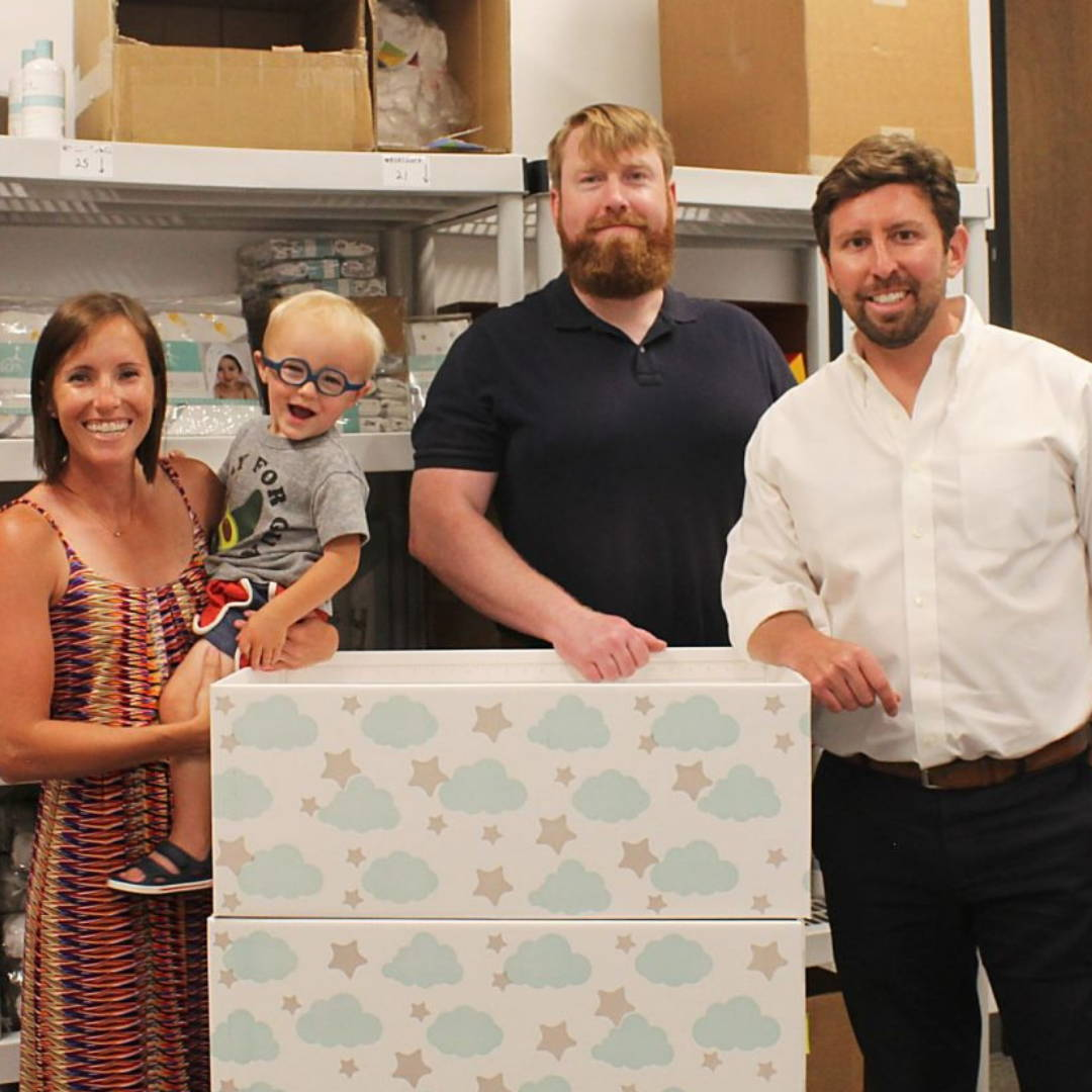 Finnbin Baby Box Team