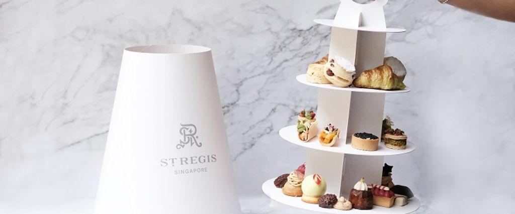 St Regis Singapore (Landing Page)